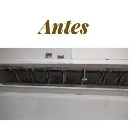Instalação, manutenção geral é higienização. 180 R$ Whatsapp *