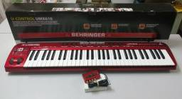 Teclado Controlador Behringer UMX-610