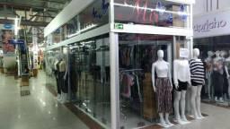 Vendo loja no corredor principal do Mega Moda
