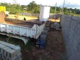 Cacamba basculante caminhão truck - 2010