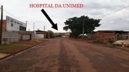 Área Próximo do novo Hospital da Unimed. Excelente investimento
