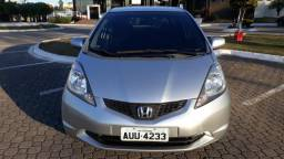 Honda Fit LX 1.4 Flex Prata 2012 - 2012