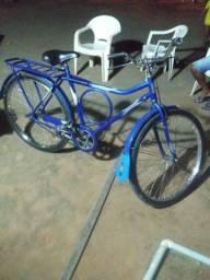 Bicicleta semi _ nova na promoção
