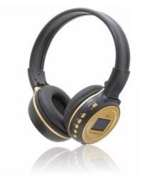 Fone De Ouvido Bluetooth Headphone Sem Fio Visor