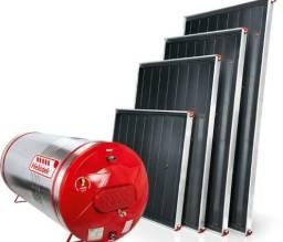 Vendas instalação boiler solar