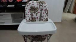 """Cadeirinha de alimentação de bebê """" Galzerano"""""""