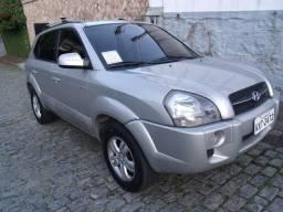 Tuscson 2.7 6 cil. 4WD automático - 2008
