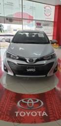 Super Promoção Toyota Yaris 1° Parcela para 2020 - 2019