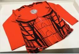 Camiseta Iron Man Tam 8