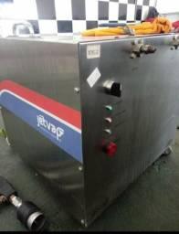 Lavadora a vapor Jet Vap Agile dupla automática