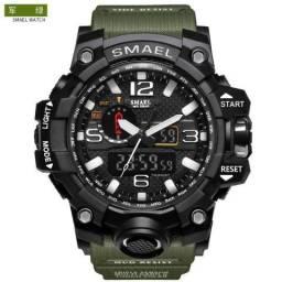 Relógios Masculino Smael 1545 Varias Cores Original