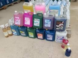 Produtos de limpeza sdc