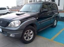 SUV 7 lugares a diesel 4x4 blindada - 2006