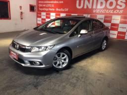 Honda Civic EXR 2.0 16v Flex Aut 2014 - 2014