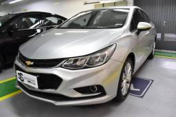 CHEVROLET CRUZE 1.4 TURBO LT 16V FLEX 4P AUT 2018 - 2018