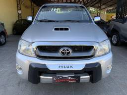Hilux CD SRV 4x4 - 2007 - Blindado !!! - 2007