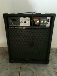 Caixa Amplificada FRAHM MF 400 APP