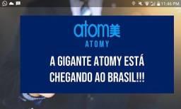 Vagas para Empreendedor(a) Afiliado Atomy