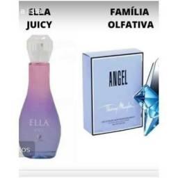 Perfume Ella Juicy Hinode Fragrância Angel - Original<br>