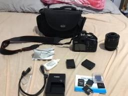 câmera canon rebel t3