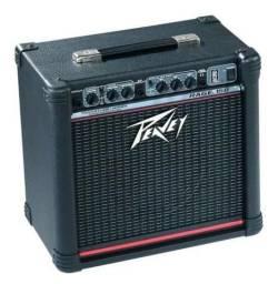 Amplificador Peavey Guitarra Rage 158/ 110v