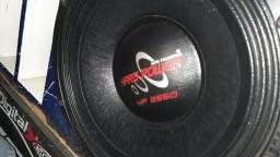 Usado, Caixa trio com alto falante hard power 2550 comprar usado  Cuiabá