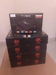 Tv box Mxq Pro - 5G - 4GB de Ram com android 10.1. Atualizadissima!!!