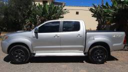 Hilux srv aut top barbada