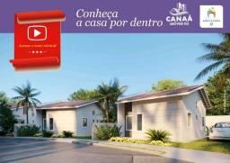 Lançamento Cond. de Casas Boulevard II - Turu - 2 qtos Sendo 1 Suíte - 54m²