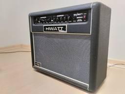 Amplificador Hiwatt G50 CMR com falante Nordik