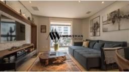 Apartamento à venda com 2 dormitórios em Itaim bibi, São paulo cod:7016