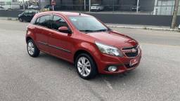 AGILE 2014/2014 1.4 MPFI LTZ 8V FLEX 4P MANUAL