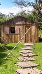 Casa com 2 dormitórios à venda, 852 m² por R$ 96.000,00 - Distrito de Eldorado - Eldorado