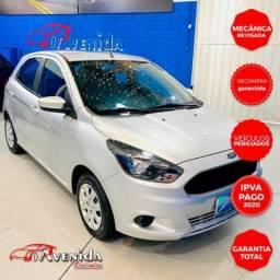 Ford ka 2018 1.0 ti-vct flex se manual