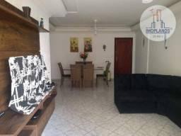 Belo Apartamento com 2 dormitórios à venda, 98 m² por R$ 310.000 - Aviação - Praia Grande/