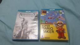 Super Mario Maker + Assasin's Creed 3 Zerado