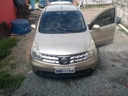 Nissan livina 1.6 leia - 2010