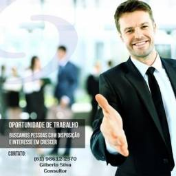 Oportunidade de Emprego - Grupo Suport. contratação imediata. Agendar entrevista!!