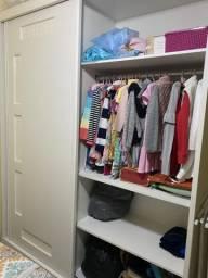 Guarda roupa e cômoda