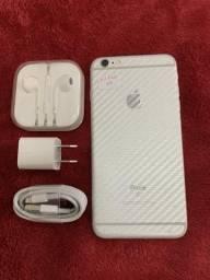 IPhone 6s Plus 64 prata pra vender rápido