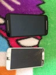 Vendo dois celular