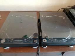 Par toca discos Pioneer PLX 500