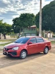 Etios XS Sedan - 2018