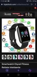 Smartwatch Chycet Fitness Relógio Inteligente