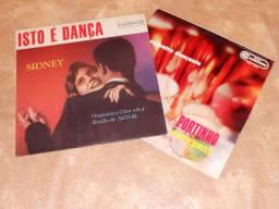 LPs - Sidney/Portinho/Mazzucca (Liquida: 3 LPs)