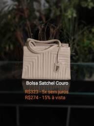 Loja Santa Bolsa - Bolsa de couro legítimo