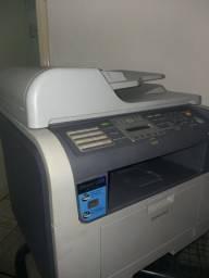 Impressora e copiadora Samsung scx 5530fn seminova com toner novo