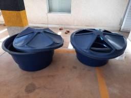 Caixa d'água 150 litros