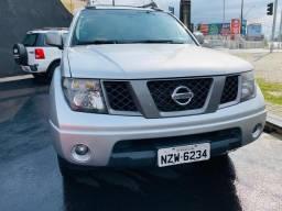 Nissan frontier xe 4x2 2013 diesel cabine dupla