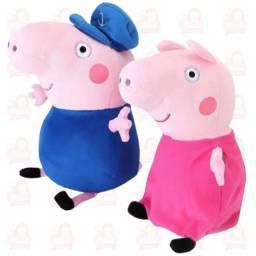 Vovó e Vovô da Peppa Pig